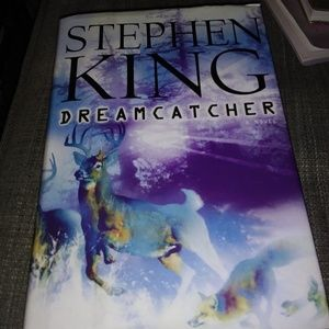 STEPHEN KING DREAMCATCHER HARD COVER VERY GOOD CON